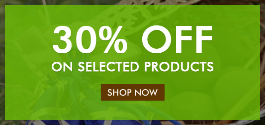 30% Off On Selected Products